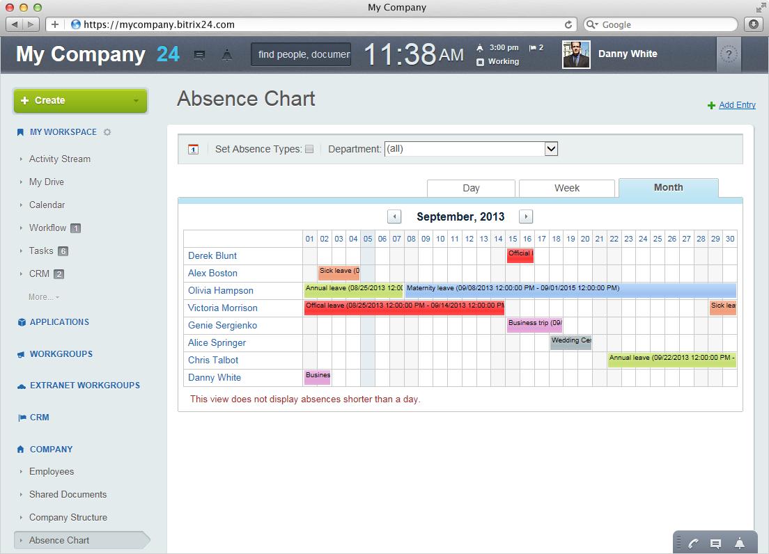 Sol Calendar Website