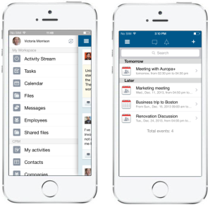 Free CRM apps for iOS and Android