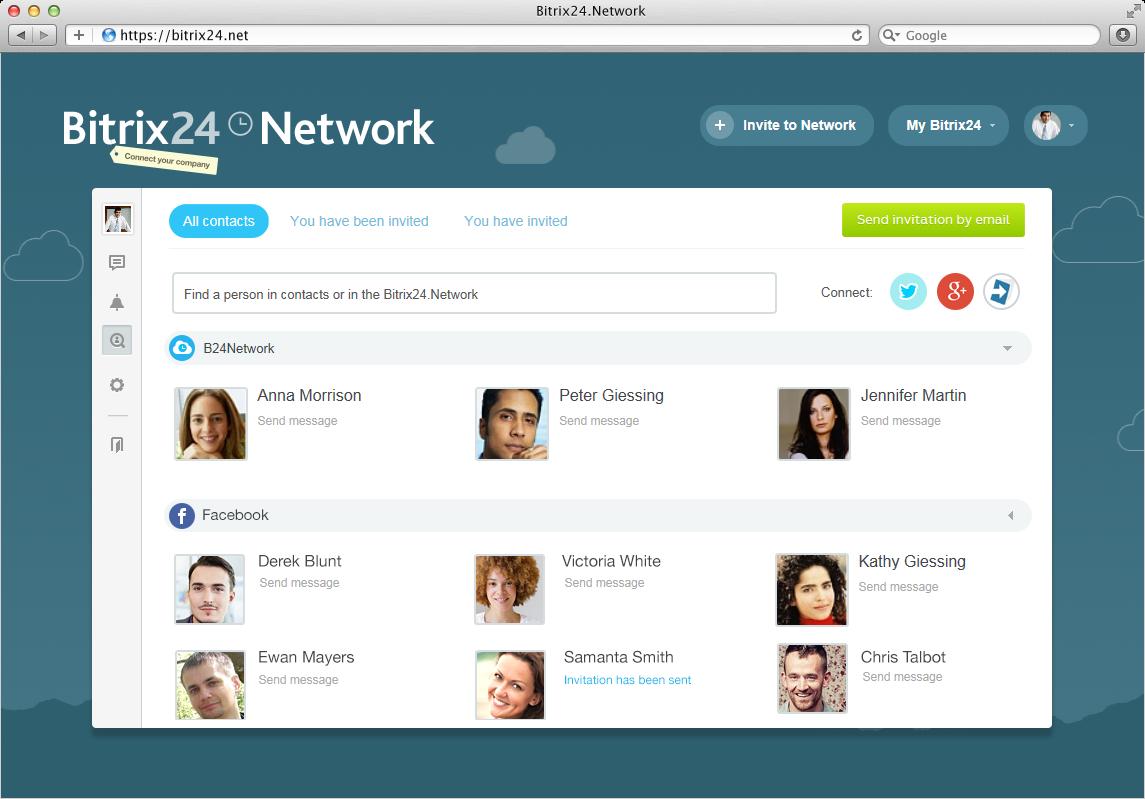 Bitrix24 net free crm системы