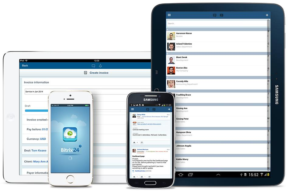 Koristite Bitrix24 za upravljanje i komuniciranje poslovnim partnerima 5