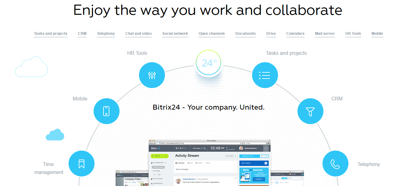 Business Collaboration Tools for Small Business | Altura