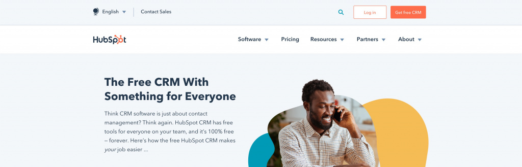 Hubspot open source crm